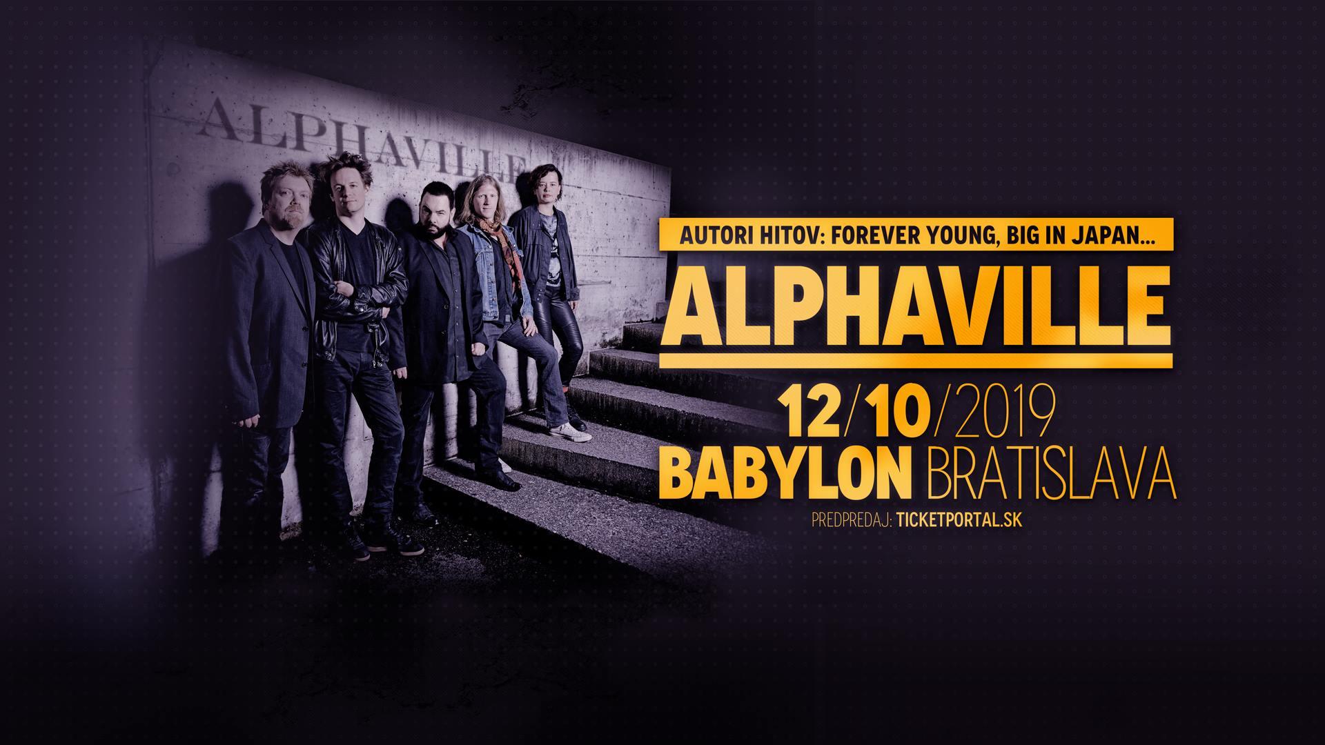 Alphaville v Bratislavě