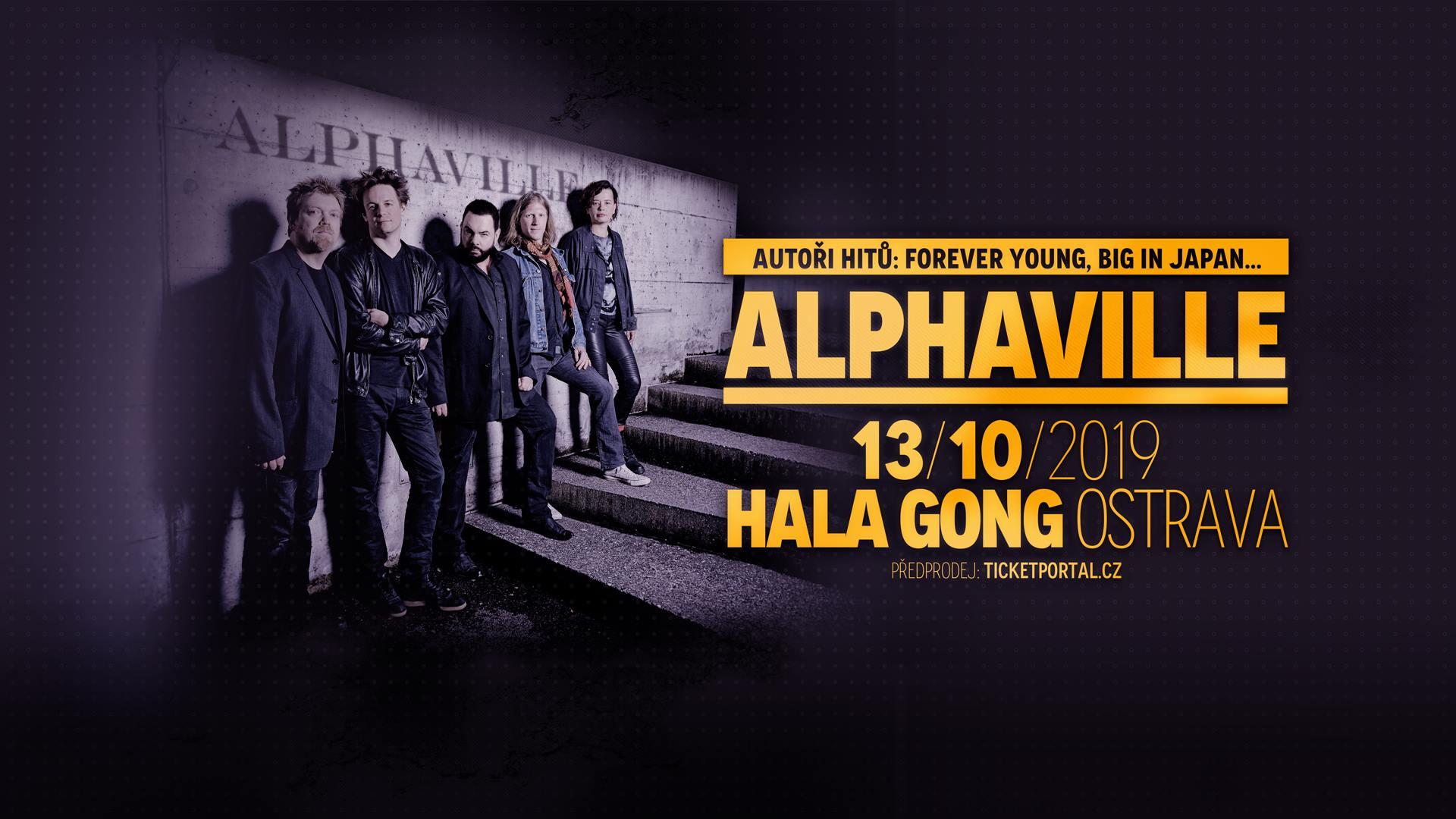 Alphaville v Ostravě